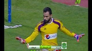 ركلات ترجيح مباراة الزمالك والاتحاد السكندري 4-2 ، ربع نهائي كأس مصر