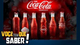 VOCÊ TEM QUE SABER#5 - COMO É FEITO (Coca-Cola)