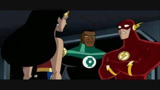 My Top Favorite JL and JLU moments with The Flash part 1