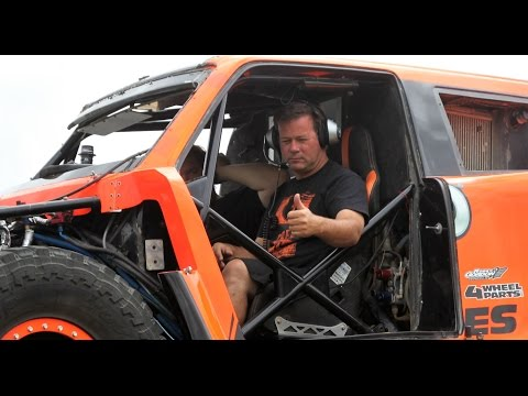 2015 Robby Gordon Road To Dakar Part 1 NBC Sports Network