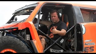 "2015 Robby Gordon ""Road To Dakar: Part 1"" - NBC Sports Network"