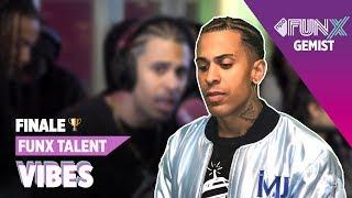 SXTEEN - SHOCKEERT DE RADIO!!! | FINALE | FunX Talent Vibes x Architrackz