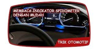 Penting!!! Cara membaca indikator speedometer avanza