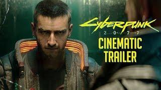 Cyberpunk 2077 Cinematic Trailer ft. Keanu Reeves | Released Date revealed | CD Projekt Red - 4K