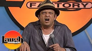 Paul Rodriguez - Getting Old (Stand Up Comedy)