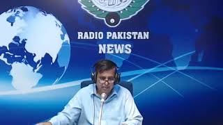 Radio Pakistan News Bulletin 10 PM  (15-10-2018)