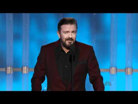 Golden Globes 2012 Ricky Gervais Opening Monologue