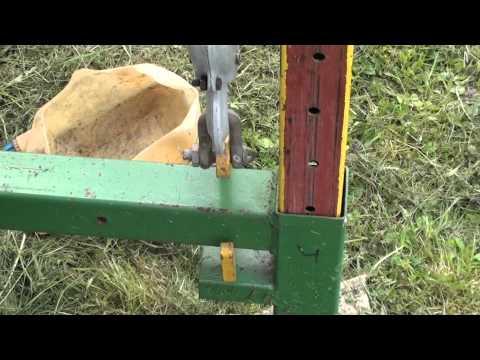 Selidba pčelarskog kontejnera platforme