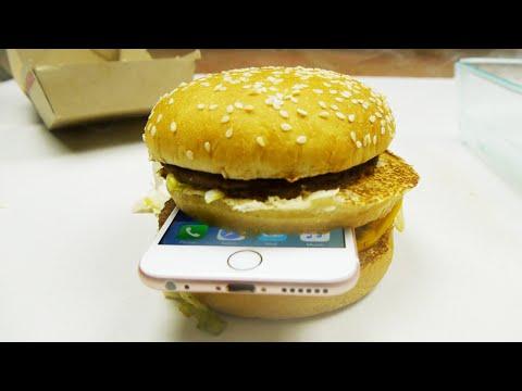 Xxx Mp4 IPhone 6S In McDonald S Big Mac Dropped In Hot Piranha Acid 3gp Sex