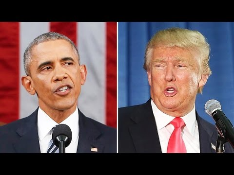 watch Obama Vs Trump | Who Would Win?