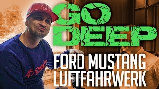 JP Performance - GO DEEP ! | Ford Mustang Luftfahrwerk