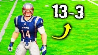 I Predicted The Super Bowl WINNER.. (Fortnite)