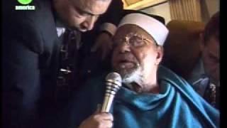 برنامج ايام من حياة الامام الشعراوى يوم الوفاة