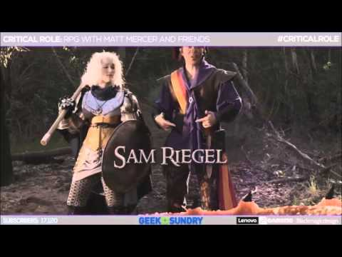 New Character Intro   Critical Role