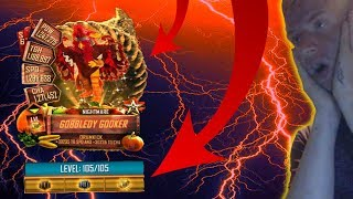 FULLY FORTIFIED GOBBLEDY GOOKER SPECIAL CARD | WWE SUPERCARD (Season 6)
