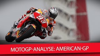 MotoGP Austin 2018: Hut ab vor Marc Marquez! (USA GP)