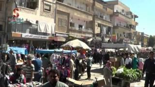 شبكة سوريا مباشر - الرقة - تقرير عن الأجواء قبل عيد الاضحى
