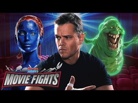 Most Disappointing Movie of Summer 2016 MOVIE FIGHTS