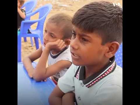 14-year old girl starts a school for street kids in Pakistan