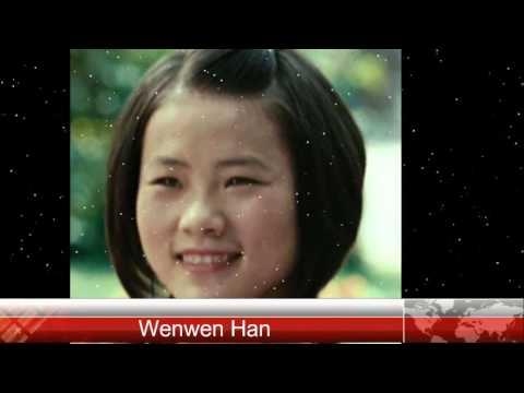 Xxx Mp4 Wenwen Han Best Photoshoot With Her Struggle Life Story 2 3gp Sex