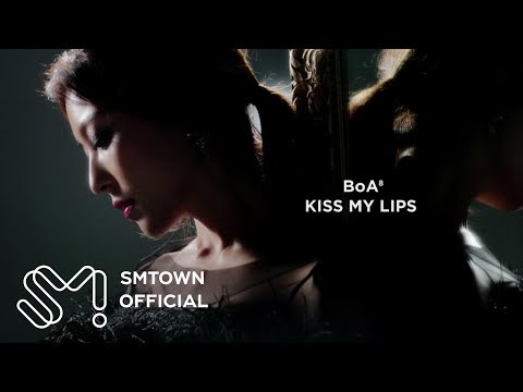 BoA 보아_Kiss My Lips_Music Video