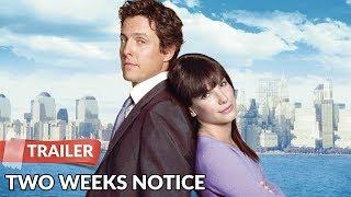 Two Weeks Notice 2002 Trailer | Sandra Bullock | Hugh Grant