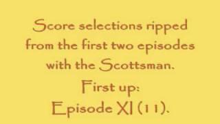 Samurai Jack  XI / XVII  (score / James L. Venable)