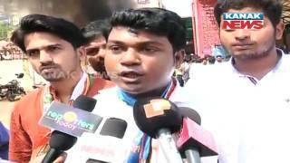 State Student Congress President Itish Pradhan On Bogus Voting In Niali