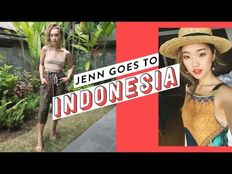 Jenn Goes To Indonesia | clothesencounters