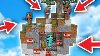 The NEW MINECRAFT VIRAL TRAP... (Minecraft SKYWARS)