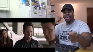 CAPTAIN AMERICA: CIVIL WAR Movie Clip - Ant-Man Recruit REACTION!!!