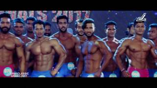 Winners of Jerai Male Fitness Model Finals Competition 2017