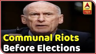 India May Face Communal Riots Before Elections, Warns US Intelligence Chief | ABP News
