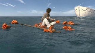 Life Of Pi Movie Clip # 4 I Would Have Died by Now