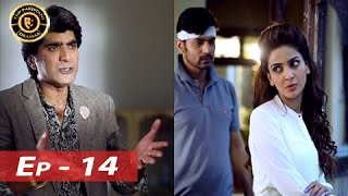 Besharam Episode - 14 - ARY Digital Top Pakistani Dramas
