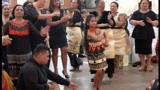 Kakala Naati Hukehuke | Tau'olunga #4 | Sione & Kato Veilofia Wedding Celebration