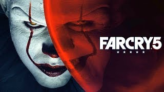 IT MOVIE EASTER EGG in FAR CRY 5 - Walkthrough Gameplay Part 52 (PS4 Pro)