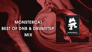 Best of DnB & Drumstep Mix [Monstercat Release]