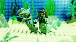 The LEGO Mermaid 3