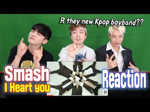 GTI nyanyi I Heart You bersama Smash di Inbox SCTV !!! - SMASH I Heart You Reaction by Kpop Idol