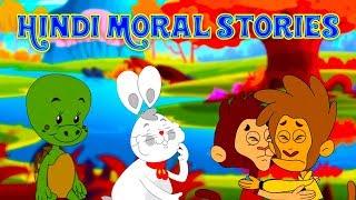 Hindi Moral Stories - Panchtantra Ki Kahaniya In Hindi   Story In Hindi   Hindi Kahaniya   Cartoon