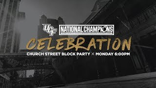 UCF National Championship Block Party