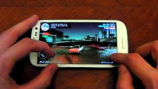 Galaxy S3 vs Nexus 4 - GTA Vice City - Performance - HD