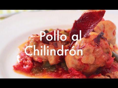 Pollo al Chilindrón Recetas de Cocina Españolas