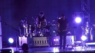 MUSE, Drum & Bass Solo @ 'DRONES' World Tour in Seoul 2015