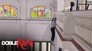 Doble Kara: Alex pushes Kara