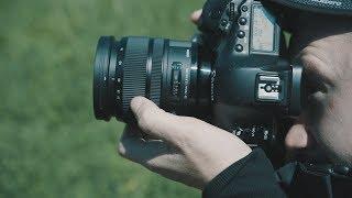 Sigma 24-70mm f/2.8 DG HSM | Art - Running with Jess Baumung