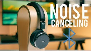 AKG N60nc 2017 Review || Almost Perfect