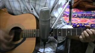 Mere Bina - Crook - Emraan Hashmi Neha Sharma - simple complete guitar cover lesson chords