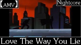 【AMV】 Love The Way You Lie - Joker/Batman